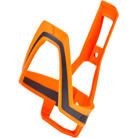 BBB DualCage BBC-39 Bottle Holder orange/black